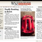 The Wall Street Journal for iPad 1