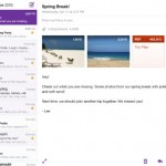 Yahoo! Mail for iPad 4