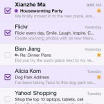 Yahoo! Mail for iPhone 4