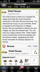 Celtic Tribes (iPhone 5) - Management