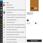 dotdotdot Reader for iPad 2
