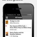 dotdotdot Reader for iPhone 2