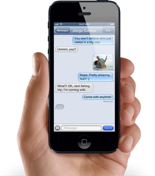 Jak nahlásit iMessage SPAM