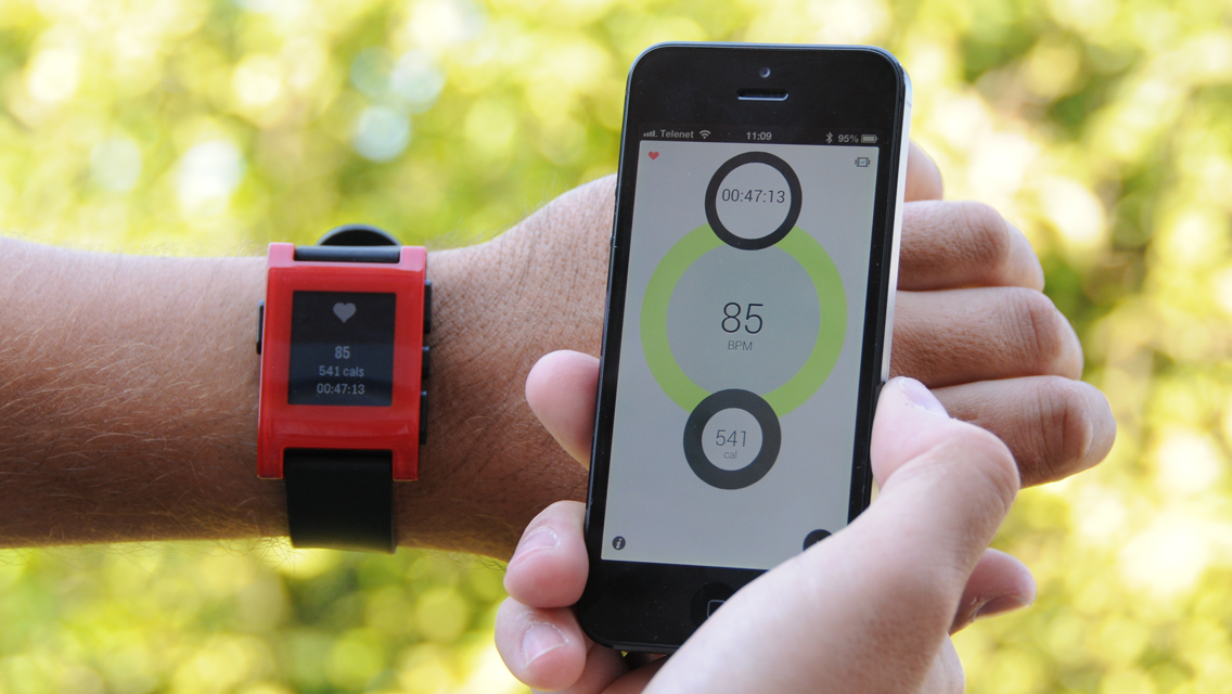 Heartbeats Introduces Your Bluetooth Heart Monitor To A ...