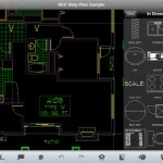 AutoCAD 360 for iPad 5