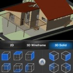AutoCAD 360 for iPhone 3