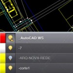 AutoCAD 360 for iPhone 4