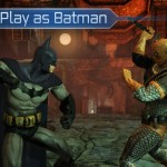 Batman Arkham City Lockdown for iPad 1