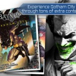 Batman Arkham City Lockdown for iPad 5