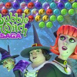 Bubble Witch Saga for iPad 5
