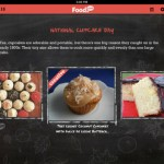 Food.com Every Day is a Food Holiday for iPad 1