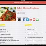 Food.com Every Day is a Food Holiday for iPad 3