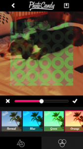 Photo Candy - Add Shapes and Patterns to your photos by DNA Apps LLC screenshot