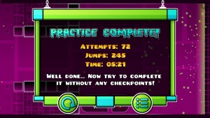 Geometry Dash by Robert Topala screenshot
