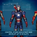 Iron Man 3 for iPad 4