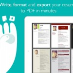 Resume Designer Pro for iPad 1