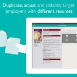 Resume Designer Pro for iPad 5
