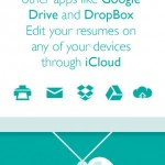 Resume Designer Pro for iPhone 3