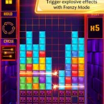Tetris Blitz for iPhone 1