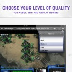 TwitchTV for iPad 3