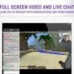 TwitchTV for iPad 4