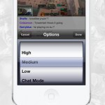 TwitchTV for iPhone 4