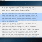 iA Writer for Mac 5