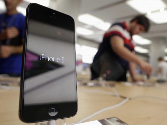 Россияне смогут обменять старые iPhone на новые