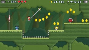 Mikey Hooks by BeaverTap Games, LLC screenshot