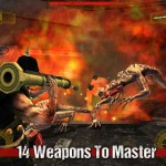 2013 Infected Wars for iPad 3