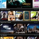 Amazon Instant Video for iPad 1