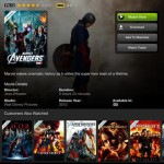 Amazon Instant Video for iPad 2