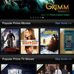 Amazon Instant Video for iPhone 1
