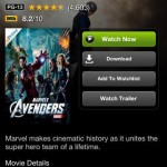 Amazon Instant Video for iPhone 2