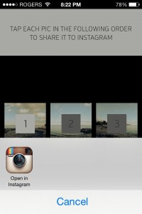Instagrids Pro - Crop Your Photos For Instagram Profile Hack by Ultralab Apps screenshot