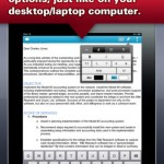 Documents To Go for iPad 2