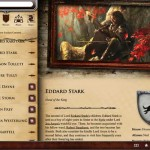 George R. R. Martin's A World of Ice and Fire for iPad 3