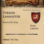 George R. R. Martin's A World of Ice and Fire for iPhone 3