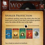 George R. R. Martin's A World of Ice and Fire for iPhone 4