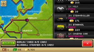 Pocket Trains by NimbleBit LLC screenshot