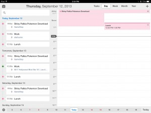 Calendars 5 by Readdle screenshot