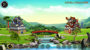 Medieval Japan by Brisk Mobile Inc screenshot