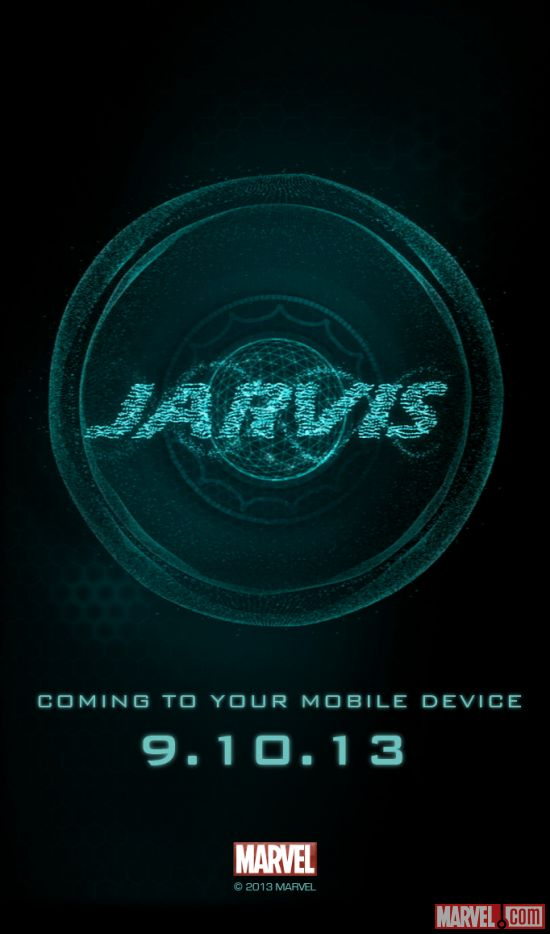 Siri  Meet JARVIS  Marvel To Launch iOS App Based On Iron Man s AI