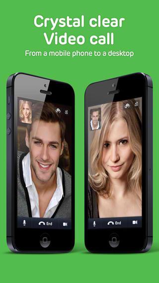 line video call