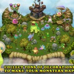 My Singing Monsters for iPad 4