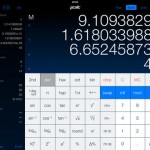 PCalc for iPad 1