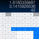 PCalc for iPad 5
