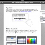 Quickoffice for iPad 2