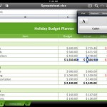 Quickoffice for iPad 3