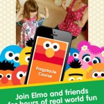 Sesame Street Family Play for iPad 4